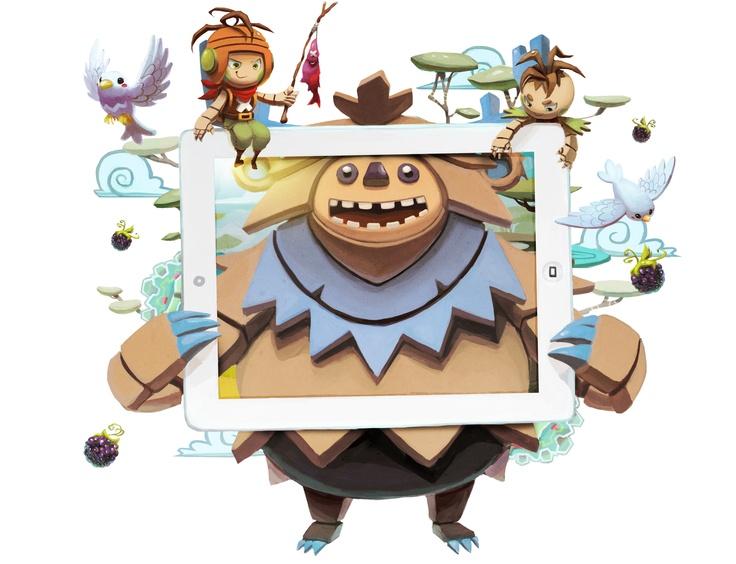 Bramble Berry Tales Homepage