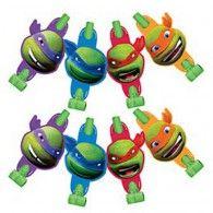 Teenage Mutant Ninja Turtles Blowouts$8.95 A331194