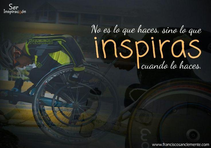 QUE ES INSPIRACIÓN Y COMO INSPIRAR.