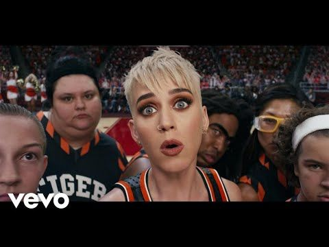 "Katy Perry Wins BB Match Inspired by Nicki Minaj in ""Swish Swish"" Music Video - Just Random Things"