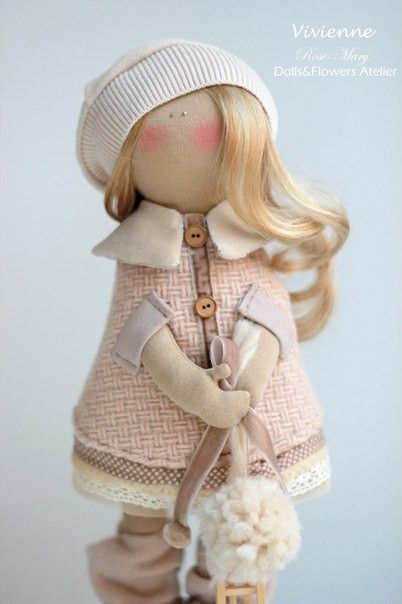"Dolls / Куклы - ""Rose-Mary"" Dolls Jimdo-Page!"