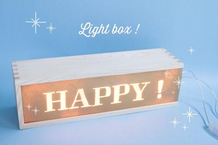 Light booooooxes !