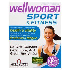 Wellwoman sport & fitness