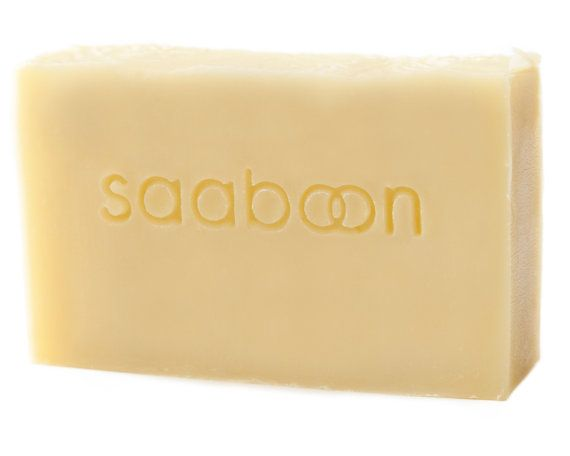 Solarium Soap  Vegan Soap Unscented Soap Sensitive Skin by SAABOON