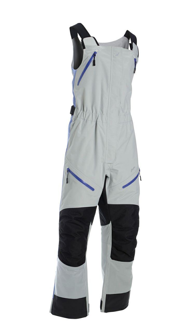 Sailing clothing sailing trousers amp shoes for men sailing clothes - Atlantis Weathergear Womens Aegis Hybrid Bib Sailing Pants