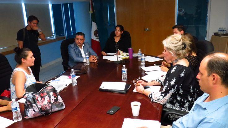 <p>Chihuahua, Chih.- Dentro de los trabajos legislativos que se realizan en el Congreso del Estado, la Mesa Técnica de las Comisiones Unidas Especial
