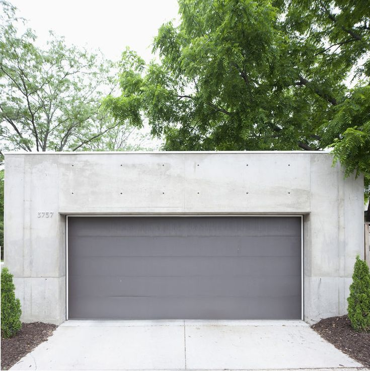 Ideas about modern garage on pinterest