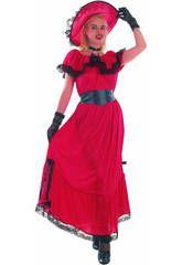Disfraz Escarlata Mujer