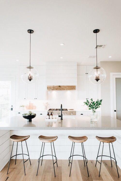 Modern Home Inspiration Style Interiors Home Decor Kitchen Kitchen Island Decor Trendy Home