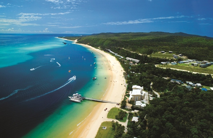 Tangalooma Island Resort! An island paradise just 75 minutes from Brisbane...
