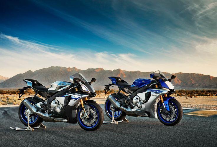 Go onboard with the new Yamaha R1.  #fireitup @wearemotofire