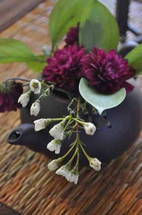 Zen Weddings: Simple, natural designs « The Art of Weddings. Portland Bridal Show, Blog and Vendors