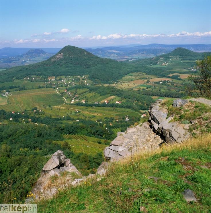 Balaton mountains, Hungary