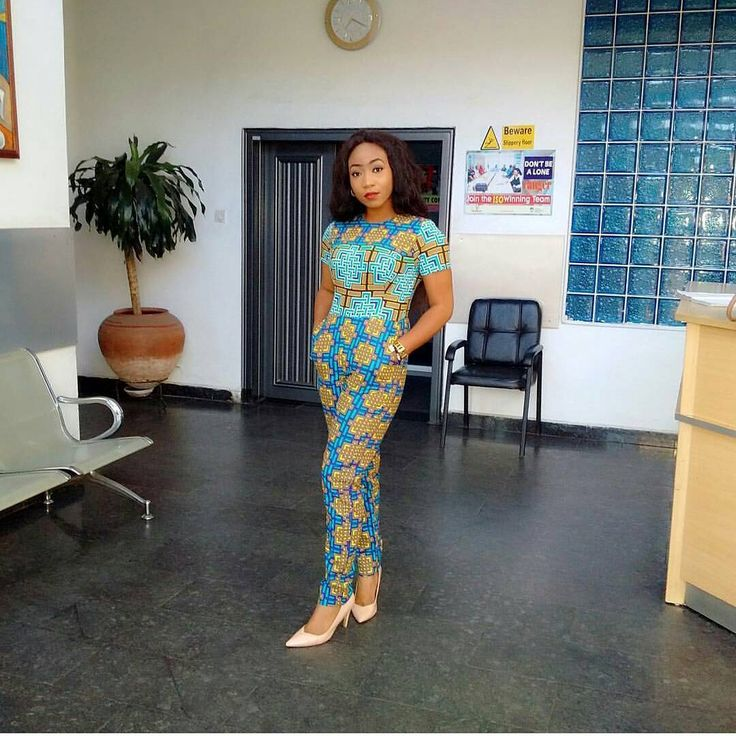 11 Ankara Styles In Playsuit And Jumpsuit  Amillionstylescom