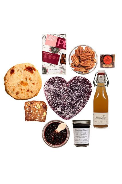 20 Rad Gifts — For Every Kind Of Mom #refinery29  http://www.refinery29.com/mothers-day-gifts#slide2  The Foodie She loved that Murray's Cheese basket you gave her for Christmas, so follow your own good example this Mother's Day: Chocolate-hazelnut cookie bites, peanut brittle, and blackberry-blueberry jam are most definitely the way to Mom's heart.