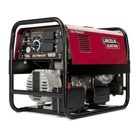 Lincoln Electric 12-Hp 3600-Rpm Stick Welder Generator K2706-2