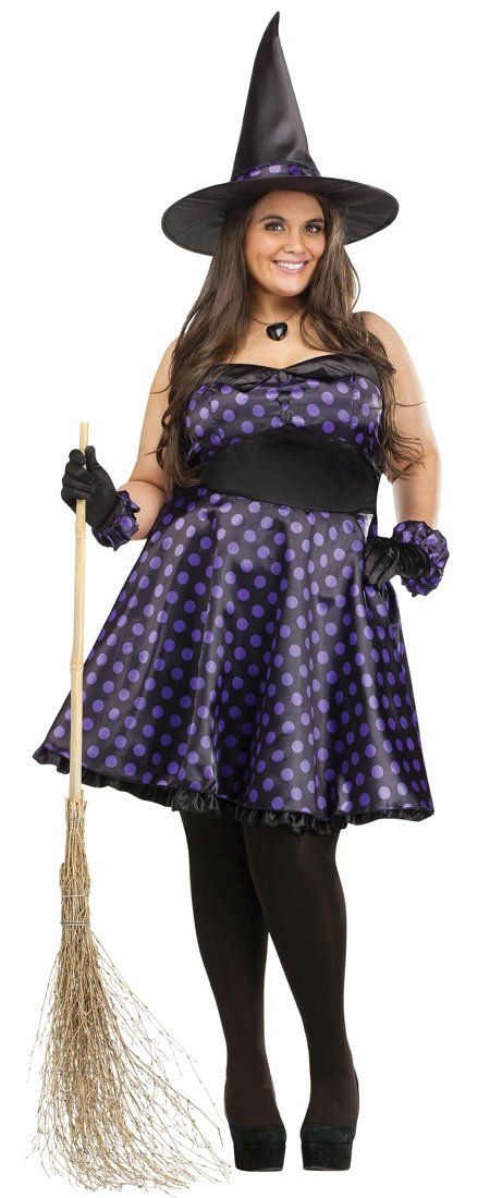 38 whimsical witch plus size costume plus size