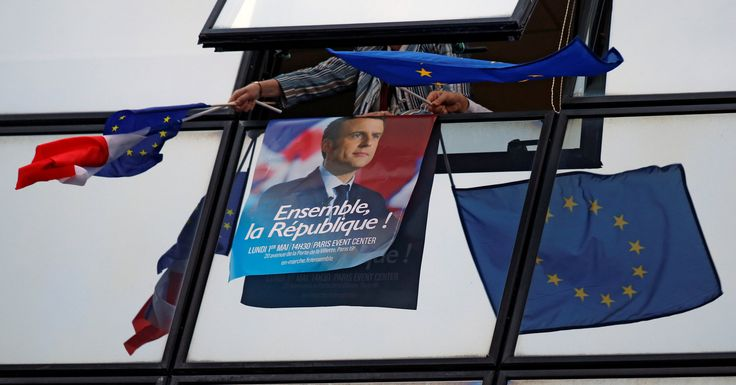 New French President Has Tough Road Ahead Despite Landslide Win
