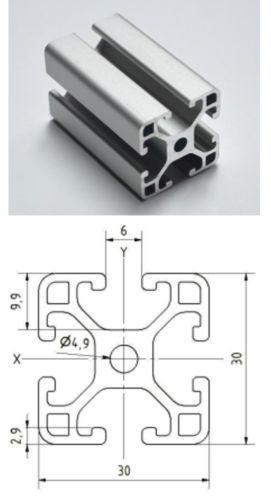 PERFIL-DE-ALUMINIO-ESTRUCTURAL-ALUMINIUM-EXTRUSION-PROFILE-CNC-3D-PRINTER