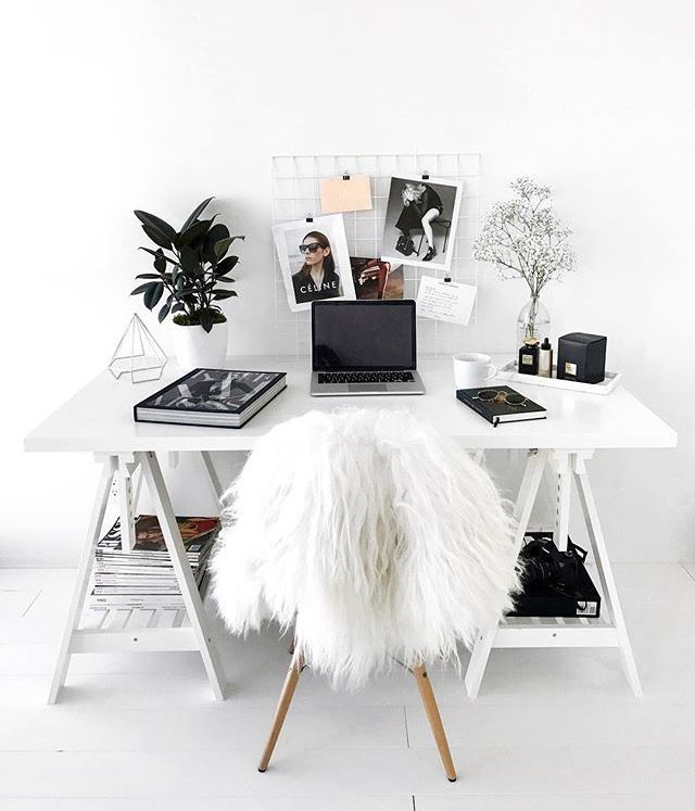 Charming 88 Stylish And Minimalist Home Office Decoration Ideas