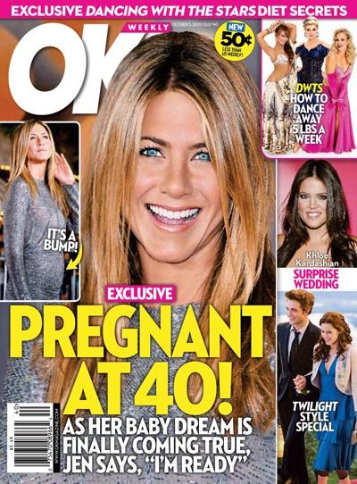 Jennifer Aniston Pregnancy Reports