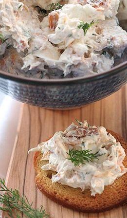 ... Salmon Spread on Pinterest | Smoked Salmon Spread, Smoked Salmon and