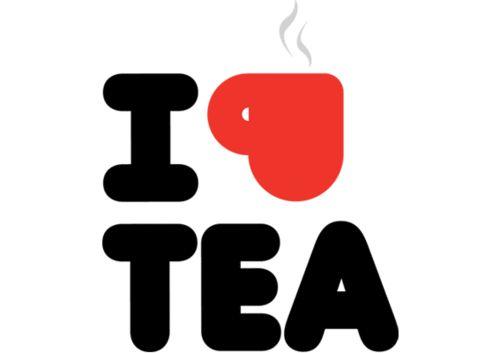 eu amo chá superlativamente!