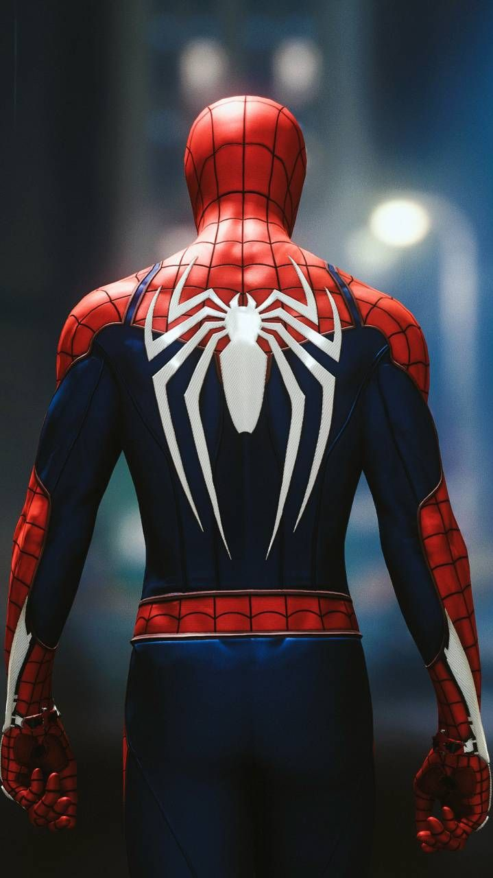 Spider Man Hd Wallpaper Spiderman Superhero Wallpaper Spider Man Ps4 Game