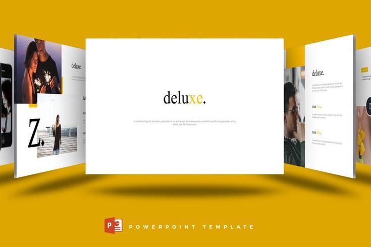 Deluxe Powerpoint Template