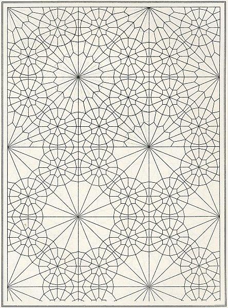 Les éléments de l'art arabe Joules Bourgoin 1879 BOU 149