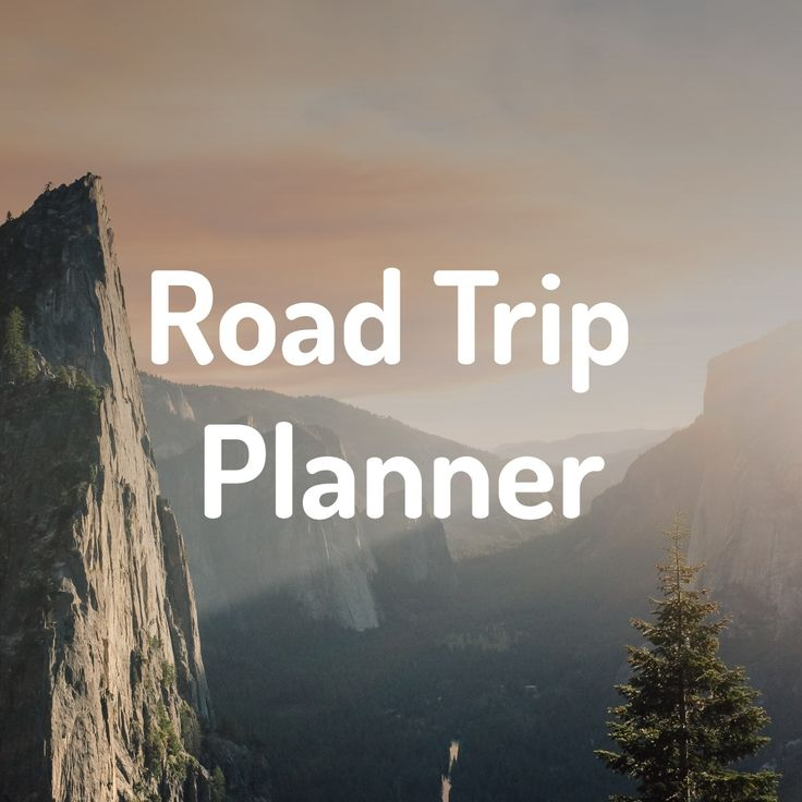 Need help planning an unforgettable road trip? From the best snacks to helpful apps to perfect playlists, here's your guide.