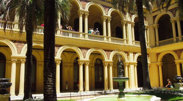 La Casa Rosada: Argentina's executive mansion