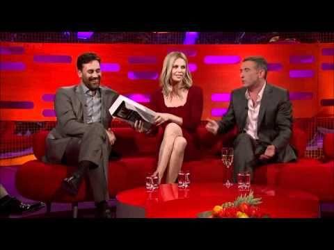 Graham Norton Show (Part 2) - Charlize Theron, Jon Hamm, Steve Coogan