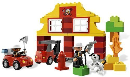LEGO DUPLO 6138: My First Fire Station by LEGO, http://www.amazon.co.uk/dp/B004V7P8DW/ref=cm_sw_r_pi_dp_GSnKsb0S9TA68