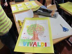 Vivaldi und die vier Jahreszeiten