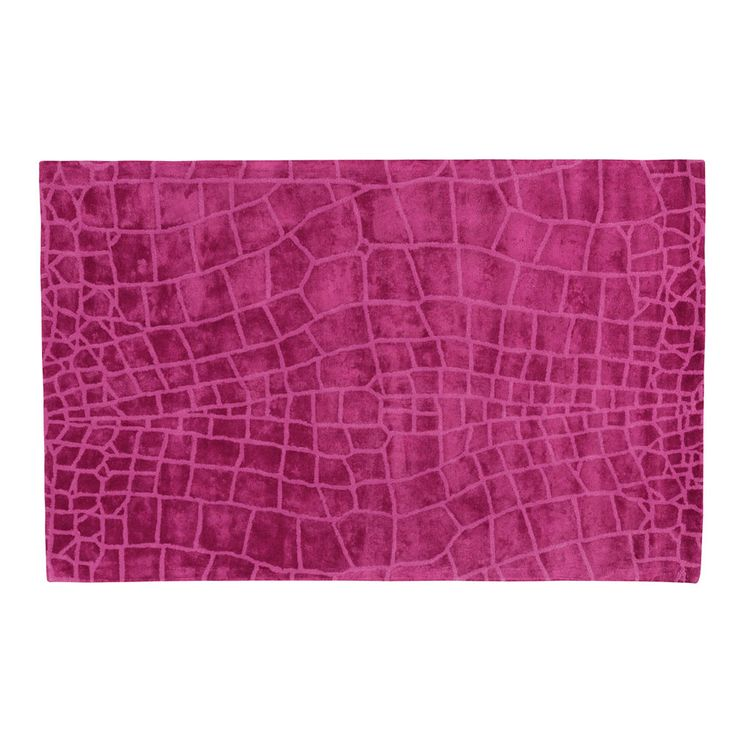 Nabucco Fuchsia Rug - 160x260cm from Designers Guild