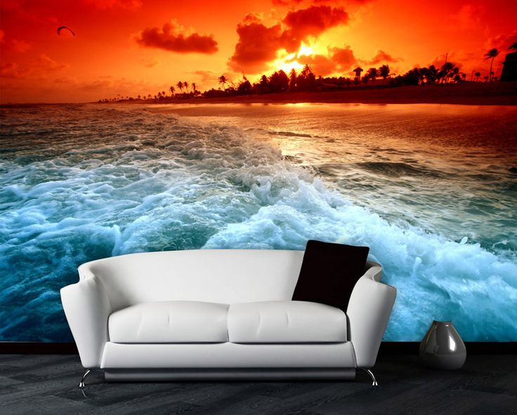 Beautiful Ocean Sunset Wallpaper For PC