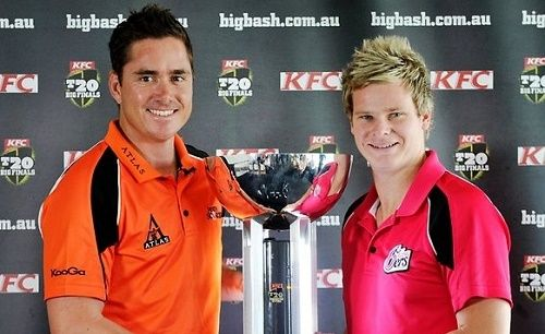 Get Sydney Sixers vs Perth Scorchers final match live cricket score, latest updates from Canberra. Perth vs SYS big bash 2014-15 final starting from 19:40.