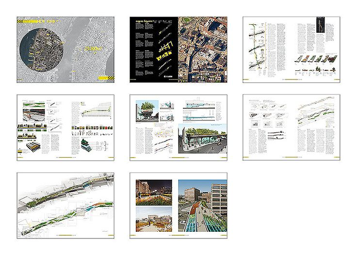 FIELD OPERATIONS/DILLER SCOFIDIO+RENFRO. The High Line. Manhattan, New York City. USA #infrastructures #landscape #infraestructuras #paisaje  Published in The Public Chance http://aplust.net/tienda/libros/Serie%20In%20Common/THE%20PUBLIC%20CHANCE/#project-663