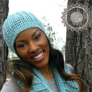 Effortless Crochet Beanie   FaveCrafts.com