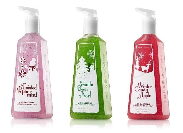 OBSESSED with ANY bath and body works anti bacterial hand soaps!!: Antibacteri Hands