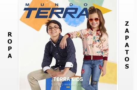CatalogosMX: Catalogo Terra: Kids Otoño Invierno 2017 | Oficial...