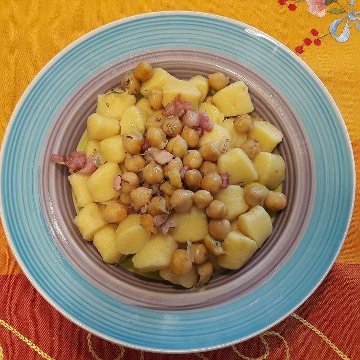 Gnocchi pancettaceci e rosmarino #foodporn #cibo #cucina #food #ricette #cooking #masterchef #startup