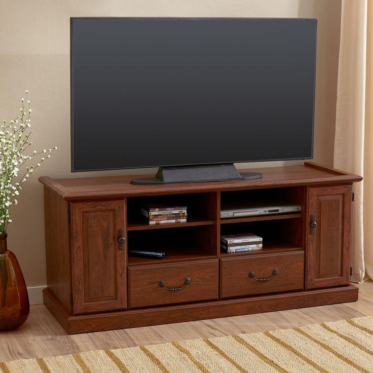 Bauman Entertainment Credenza TV Stand