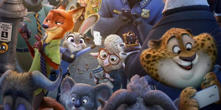Zootopia itself might be Disney's most Easter egg-packed movie to date - 11 Things You Didnt Know About Zootopia