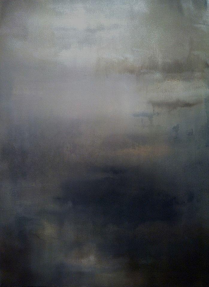 Anita Felix Painting found at Lily Lane Home!
