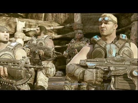 Gears of War 3 - I'M NOT ALONE!!!!!