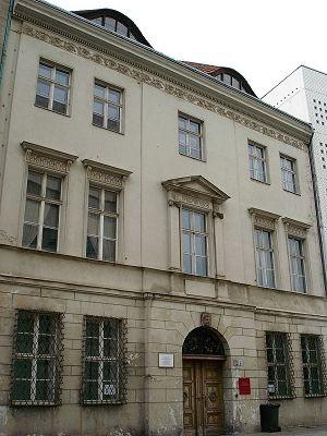 Maison du Gibet, Galgenhaus