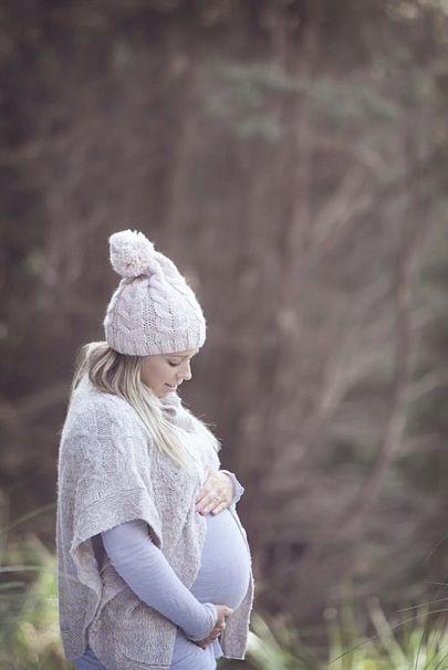 Winter Maternity Photography Hobart Tasmania Itty Bitty Photography