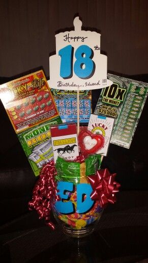 Popular Gift Basket Ideas For 18th Birthday Girl Glitter And Sparkle Th YZ96